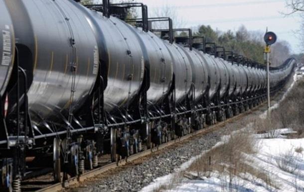 Украина резко сократила транзит нефтепродуктов