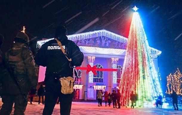 В Украине в новогодние праздники снизилось число преступлений