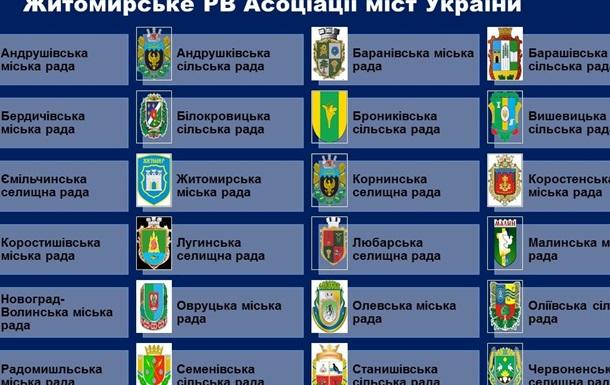 Членами Асоціації міст України можуть бути міста, селища та села