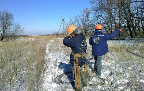 Водоканалу в Лисичанске отключили электроснабжение