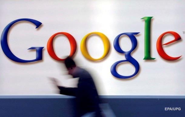 У роботі пошукача Google стався збій