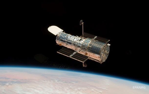 На телескопе Hubble возникли проблемы с камерой