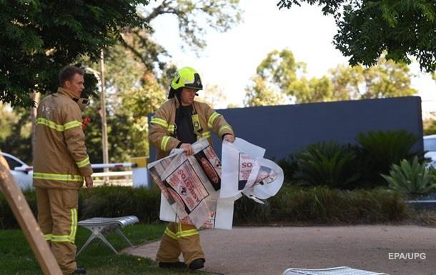 В Австралії заарештували чоловіка у справі про підозрілі посилки