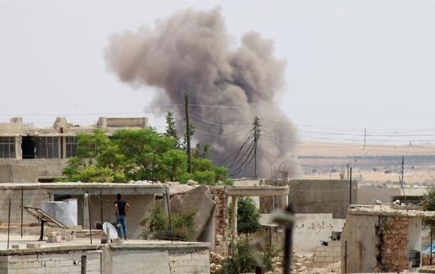 У Сирії внаслідок атаки ІДІЛ загинули п ятеро британських військових - ЗМІ
