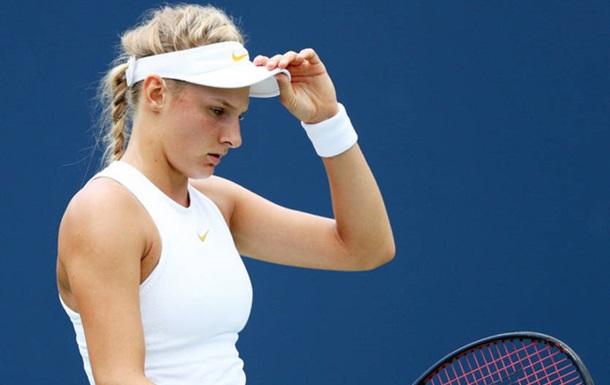 Ястремская не сумела выйти в полуфинал турнира в Хобарте