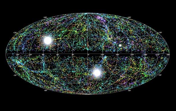 Таинственные радиосигналы зафиксировали за пределами галактики