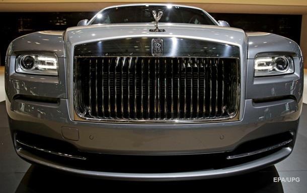 Rolls-Royce встановила рекорд з продажів