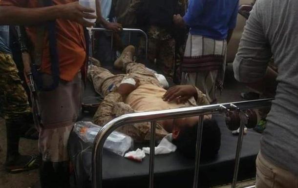 У Ємені дрон атакував генералів під час параду