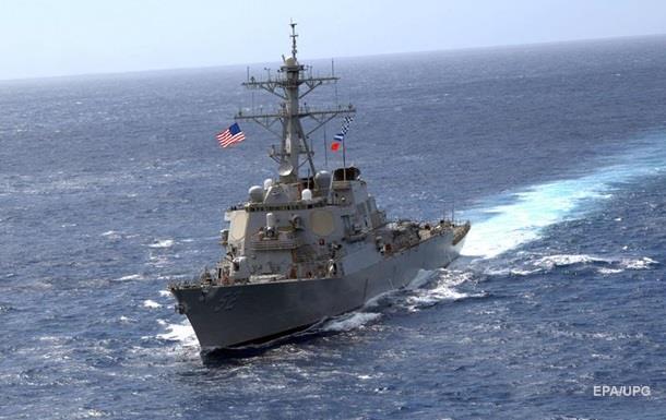 У Балтійське море увійшов есмінець США з ракетами Томагавк