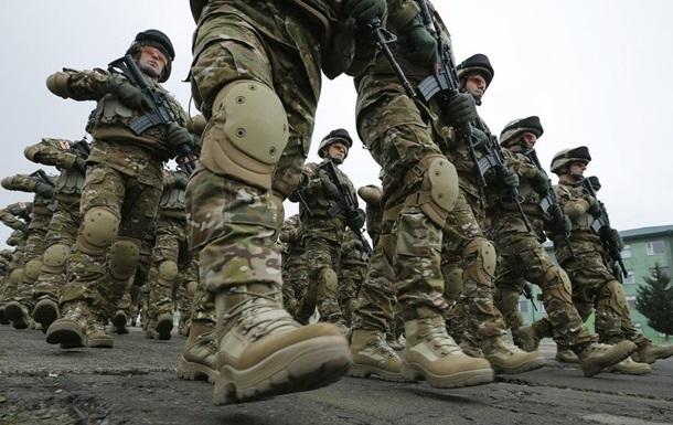 Порошенко назвав терміни введення стандартів НАТО