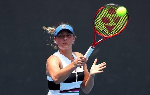 Костюк не зуміла пробитися в основу Australian Open