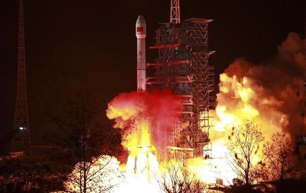 Китай вивів на орбіту новий супутник