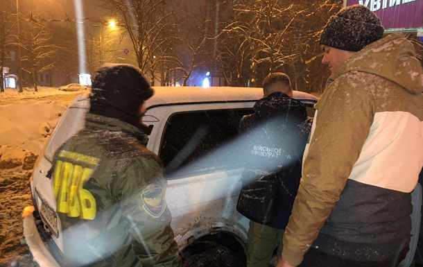В Харьковской области пограничник пытался подкупить своего коллегу