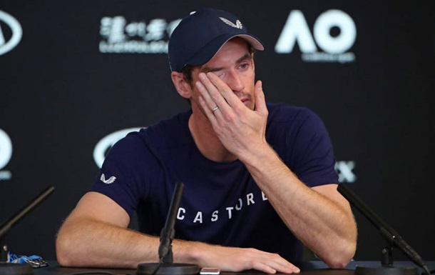 Маррей зі сльозами на очах оголосив про завершення кар єри тенісиста