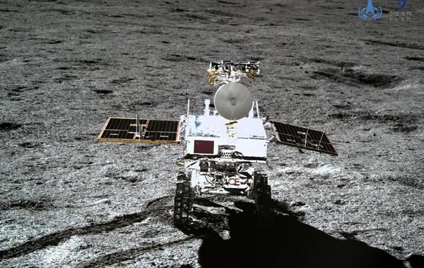 Посадку місяцехода на зворотний бік Місяця показали на відео