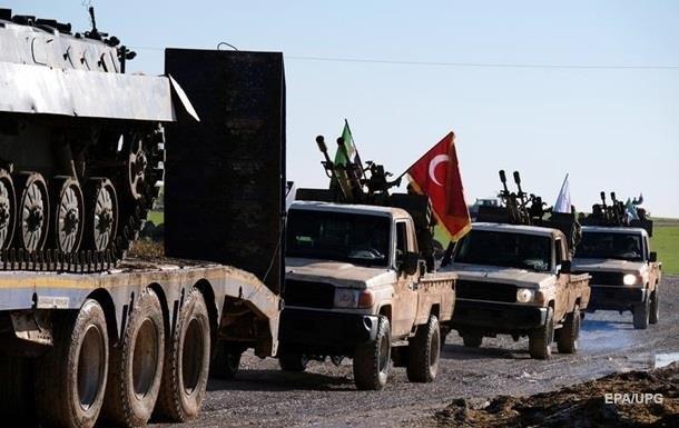 Туреччина назвала мету військової операції в Сирії