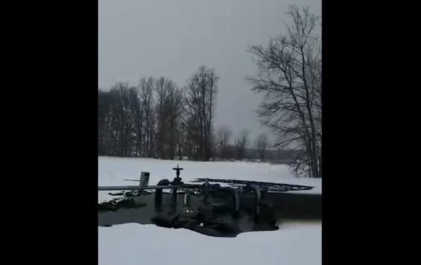 У Сумській області прорвало нафтопровід