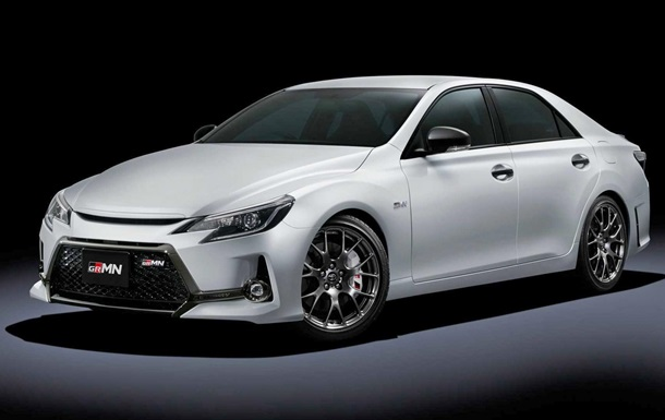 Toyota Mark X GRMN: фото