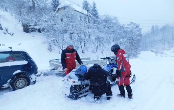 На Балканах через снігопади ввели режим надзвичайної ситуації