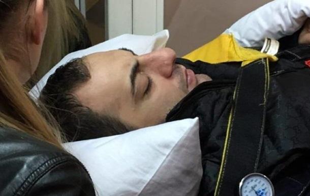 Украинскому активисту Михайлику достали пулю из легких