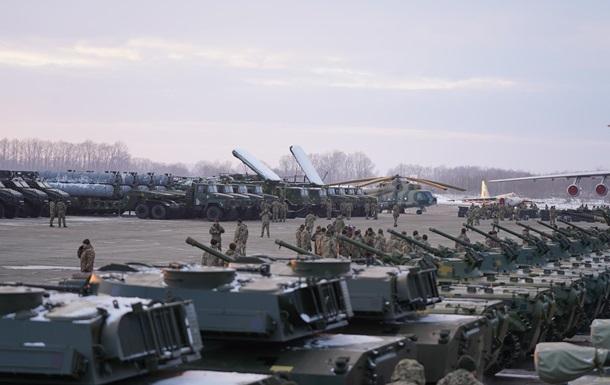 Укроборонпром передал ВСУ почти 26 тысяч единиц оружия и техники