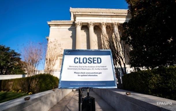 Шатдаун у США: майже мільйон держслужбовців не отримали зарплату