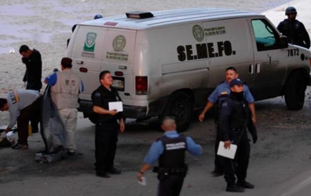 При перестрелке в Мексике погибли 24 человека