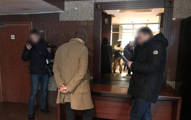 Поліція затримала на хабарі чиновника Мінрегіонбуду