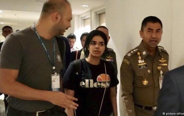 18-річна втікачка із Саудівської Аравії вилетіла до Канади