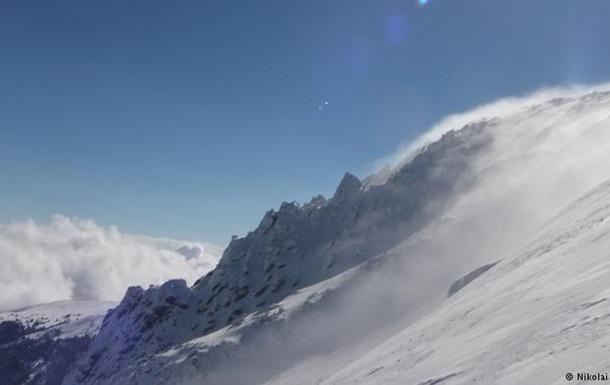 Балкани і Центральну Європу засипало снігом