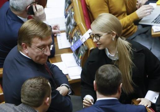 Выборы в Украине: кто выйдет во второй тур с Тимошенко?