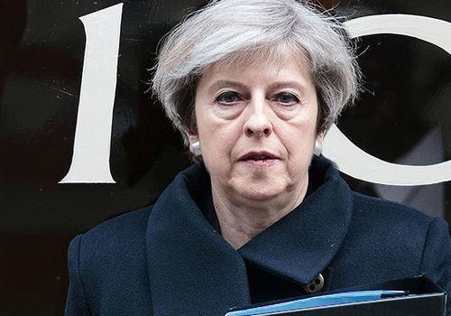 Крах Угоди про вихід із ЕС. Кінець Мей