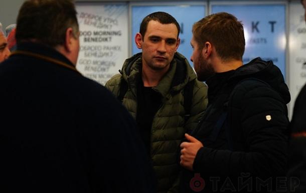 Врятовані моряки повернулися з Туреччини в Україну
