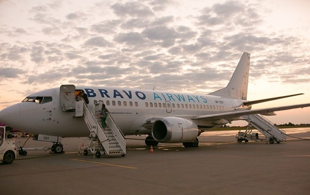 Летевший в Запорожье самолет вынужденно приземлился в Борисполе