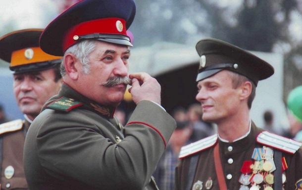 Как казаки Козицына главу  ДНР  выбирали - ВИДЕО
