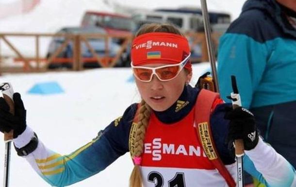 Белкина показала третий результат в спринте на этапе Кубка IBU