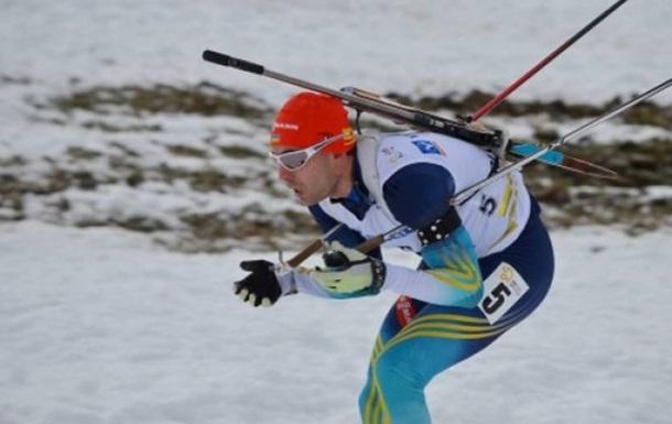 Биатлон: Украина не финишировала в мужской эстафете в Оберхофе