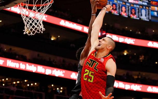 Украинцы в НБА: Лень набрал 12 очков, Михайлюк сыграл 5 минут