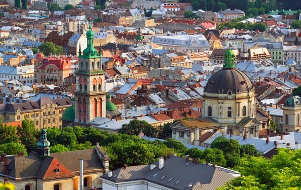 Львів названо найкращим українським містом за якістю життя