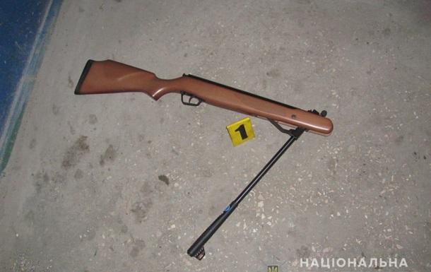 П яний житель Кривого Рогу вистрілив у поліцейських