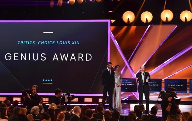 В США прошло вручение Critics  Choice Movie Awards