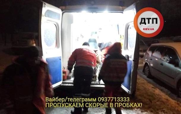 В Киеве собака искусала двух женщин
