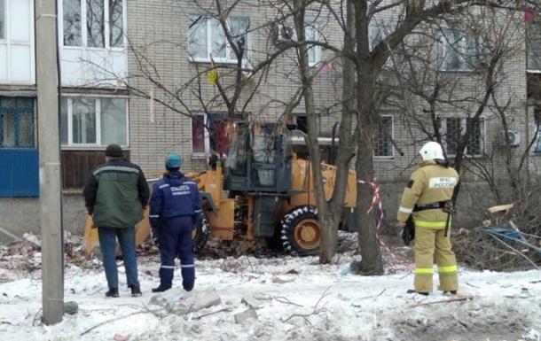 Падіння житлового будинку в РФ: врятовано 43 людей