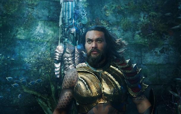 Кассовые сборы фильма «Аквамен» превысили млрд долларов