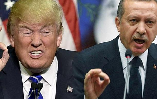 Эрдоган против Трампа: выведут ли США войска из Сирии