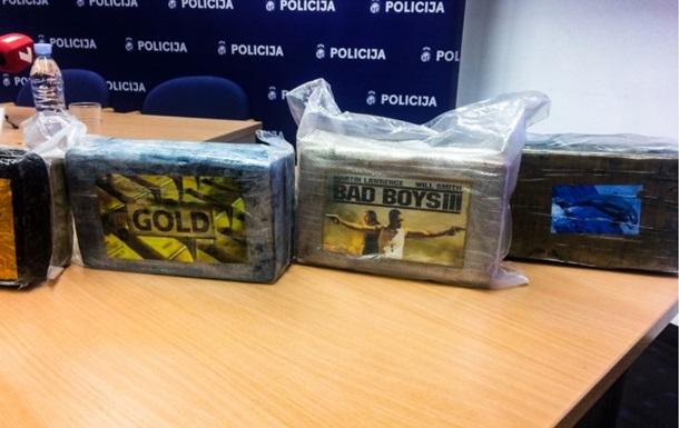 У Латвії вилучили рекордну партію кокаїну