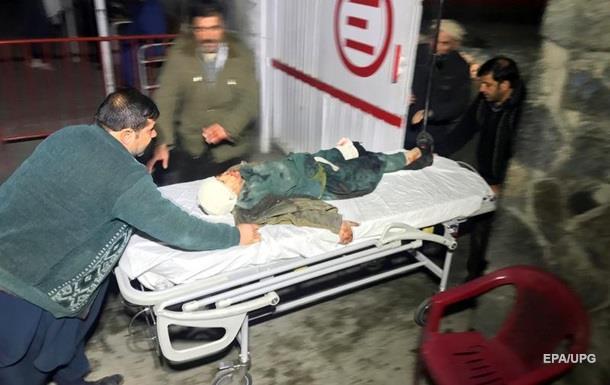 У Кабулі майже 100 осіб постраждали під час вибуху
