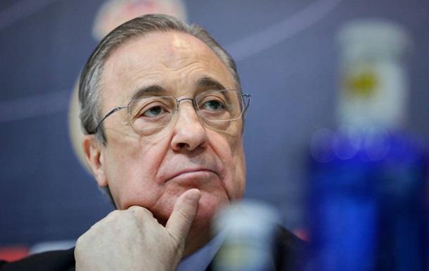 Перес может покинуть Федерацию футбола Испании из-за решений VAR по Реалу