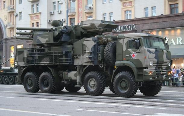Росія перекинула в Крим ще одну систему ППО
