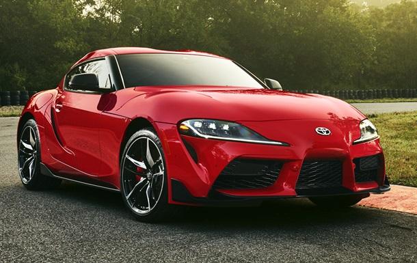 Toyota Supra: фото и видео